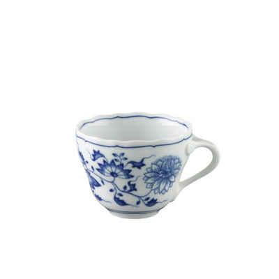 Hutschenreuther Tasse »Blau Zwiebelmuster Kaffee-Obertasse«, Porzellan