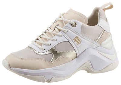 Tommy Hilfiger »FASHION WEDGE SNEAKER« Keilsneaker in markanter Optik