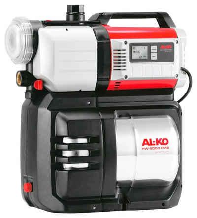 AL-KO Hauswasserwerk »HW 6000 FMS Premium«, 6.000 l/h max. Fördermenge