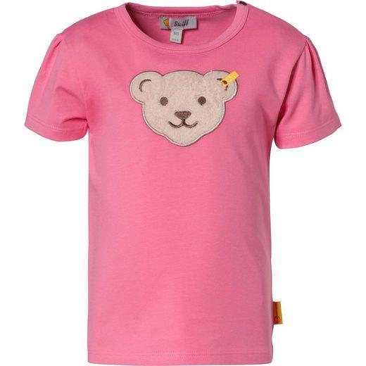 Steiff Baby T-Shirt für Mädchen