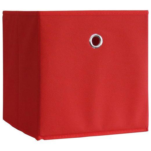 VCM Faltbox »10er Set Stoff Faltbox Klappbox Boxas«