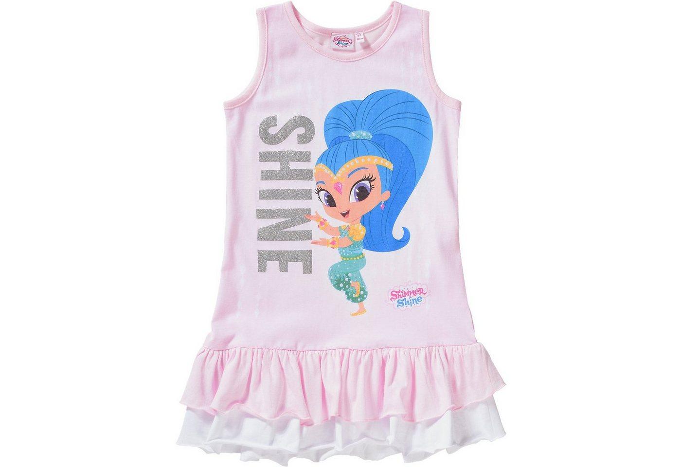 otto - Shimmer and Shine Kinder Jerseykleid