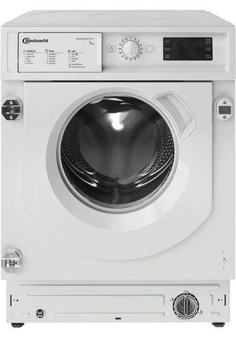 BAUKNECHT Einbauwaschmaschine BI WMBG 71483E DE ...