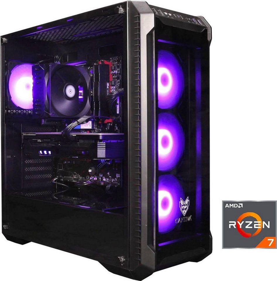 CAPTIVA Highend Gaming I51-265 Gaming-PC (Intel Core i7