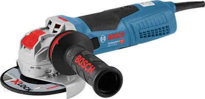 BOSCH Winkelschleifer »Winkelschleifer BOSCH GWX 17-125 S X-LOCK 125mm,«