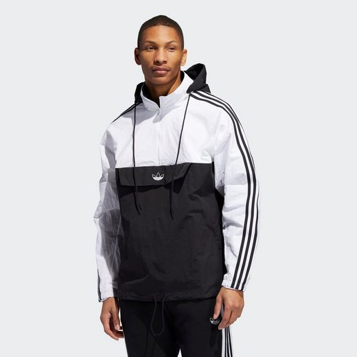adidas Originals Regenjacke »Outline Half-Zip Anorak Jacket«