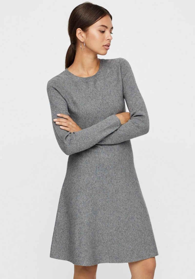 Vero Moda Strickkleid »VMNANCY LS KNIT DRESS«