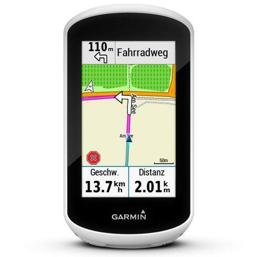 Garmin »Edge Explore Fahrradcomputer weiß« Fahrrad-Navigationsgerät
