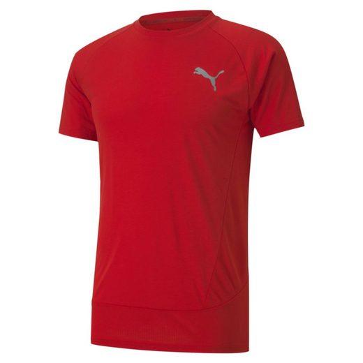 PUMA T-Shirt »Evostripe Herren Kurzarm-Shirt«