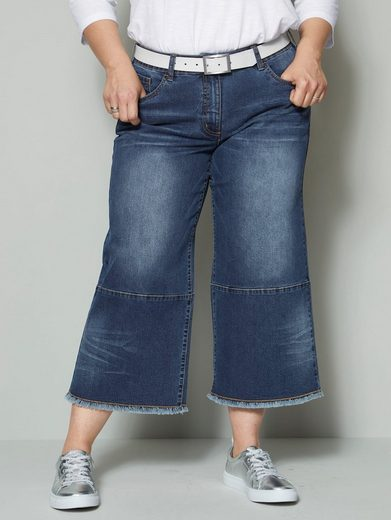 Angel of Style by HAPPYsize Weite Jeans