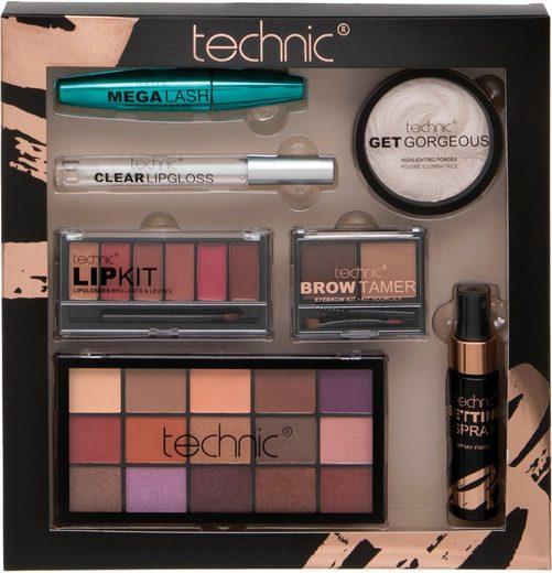 technic Make-up Set »Beauty Blockbuster«, 7-tlg.
