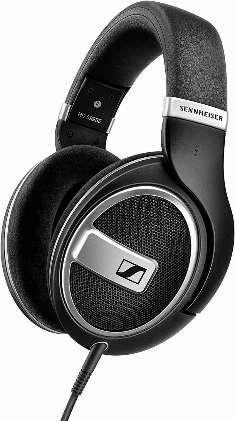Sennheiser »HD 599 Special Edition Offene Premium Over-Ear Kopfhörer, Schwarz« HiFi-Kopfhörer