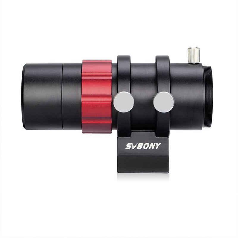 "SVBONY Teleskop »SV165 30mm f/4 Mini Guide Scope 4.4"" Öffnung Sucherfür SV305Pro ZWO Auto Guiding Kameras«"