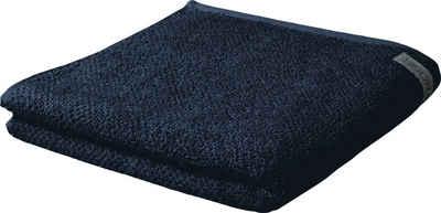 ROSS Handtuch »Selection« (2-St), mit Velourslabel