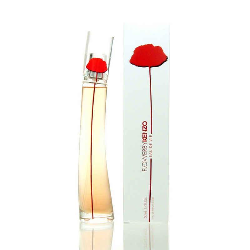 KENZO Eau de Parfum »Kenzo Flower By Kenzo Eau de Vie Eau de Parfum 50«