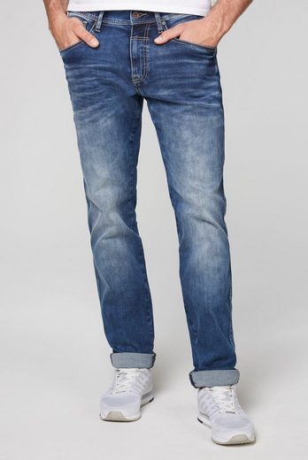CAMP DAVID Regular-fit-Jeans mit Stretch-Anteil