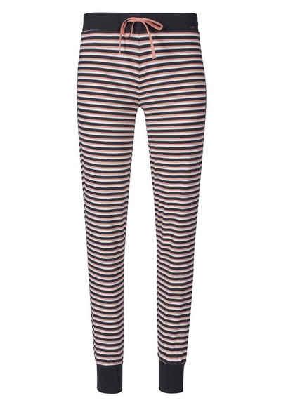 Skiny Pyjama »Damen Schlafhose - Sleep & Dream, Hose lang,«