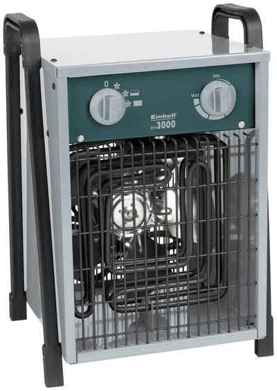 Einhell Heizgerät EH 3000 Elektro-Heizer, 3 W