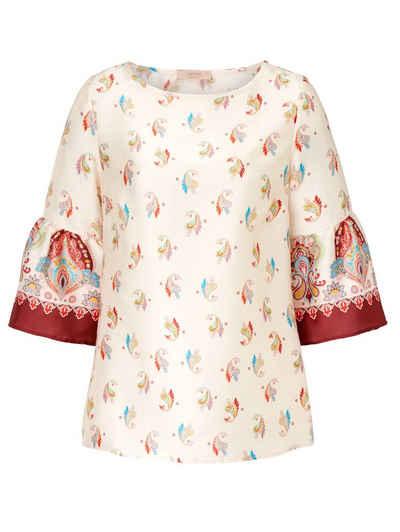 Sienna Klassische Bluse