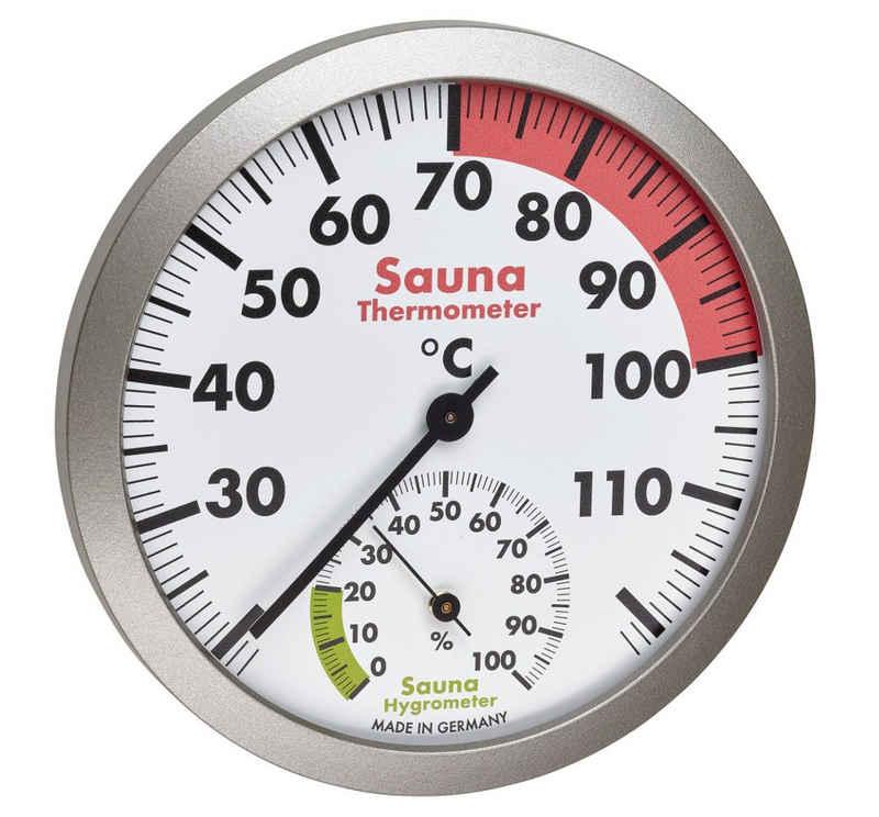 TFA Dostmann Raumthermometer »Sauna Thermo-Hygrometer TFA 40.1055.50 Sauna Zubehör«