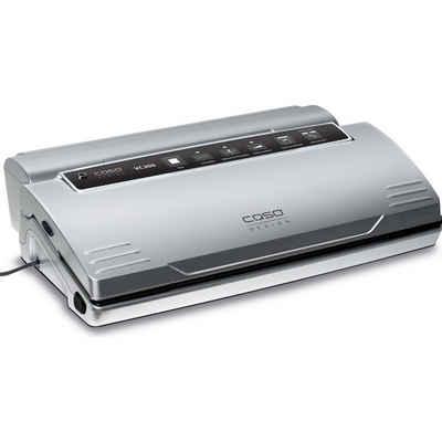Caso Küchenmaschine VC 300 Pro - Vakuumierer - silber, 120 W