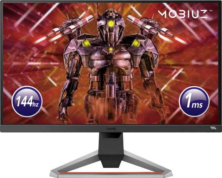 """BenQ EX2710 Gaming-Monitor (68,6 cm/27 """", 1920 x 1080 Pixel, Full HD, 1 ms Reaktionszeit, 144 Hz, IPS)"""