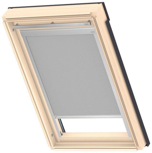 Dachfensterrollo »DBL S08 4204«, VELUX, verdunkelnd günstig online kaufen