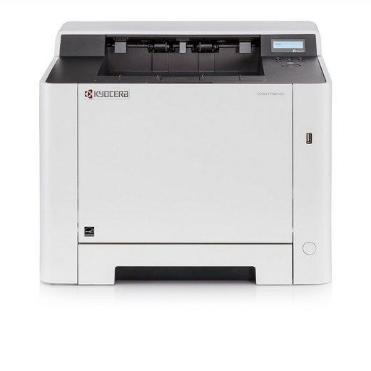 KYOCERA KYOCERA ECOSYS P5021cdn Farblaserdrucker, (kein WLAN)