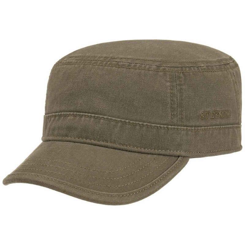 Stetson Army Cap (1-St) Baumwollcap mit Schirm