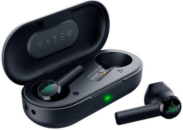 RAZER Hammerhead True Wireless Earbuds »Kabellose Kopfhörer mit Ladecase«