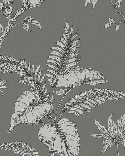 SCHÖNER WOHNEN-Kollektion Vliestapete »Botanic«, floral, 0,53 x 10,05 Meter