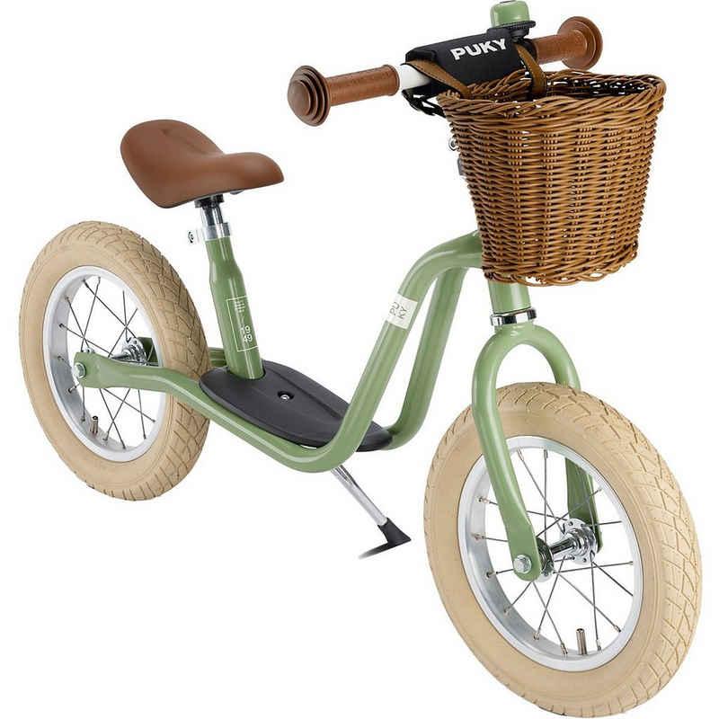 Puky Laufrad »Laufrad LR XL Classic retro grün«