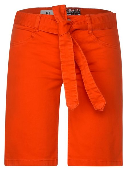 Hosen - STREET ONE Slim fit Jeans im Colour Look › rot  - Onlineshop OTTO