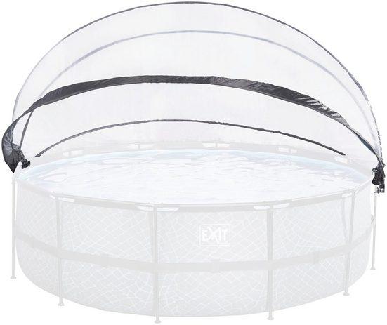 EXIT Poolüberdachung, für Framepools mit 440-460 cm Durchmesser