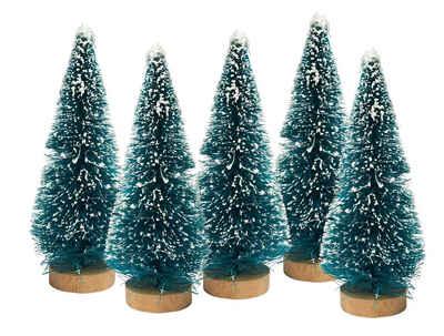 VBS Künstlicher Weihnachtsbaum, beschneit