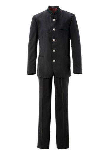 Murk Anzug (2-tlg) mit Stehkragen