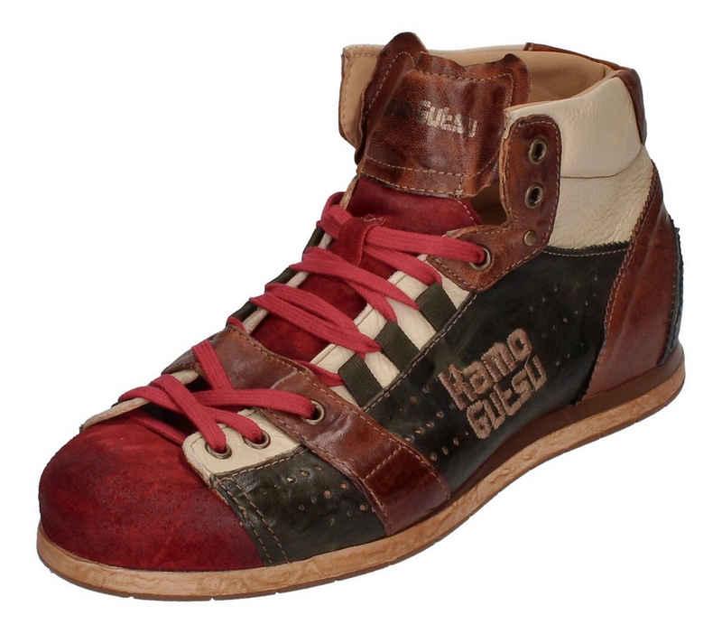 Kamo-Gutsu »TIFO 105« Sneaker Rosso Verdone