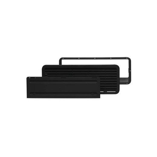 Dometic Flaschenablage LS 200 Lüftungsgitter-Set schwarz