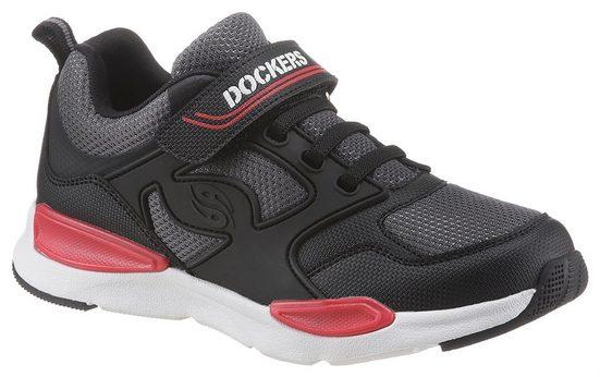 Dockers by Gerli Sneaker mit Klettverschluss und Gummizug