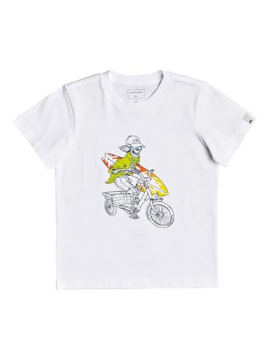 Quiksilver T-Shirt »Stoked For Summer«