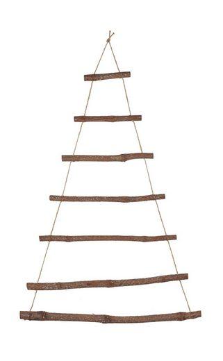 VBS Bastelnaturmaterial »Rindenast Leiterbaum«, 90 cm hoch