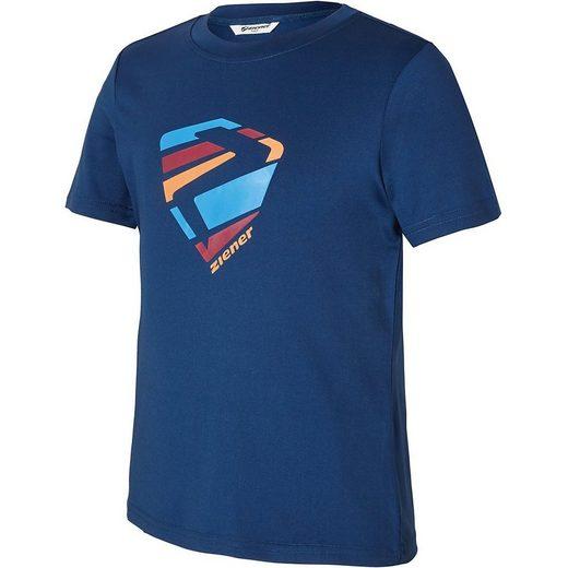 Ziener T-Shirt »T-shirt NUSUMU für Mädchen«