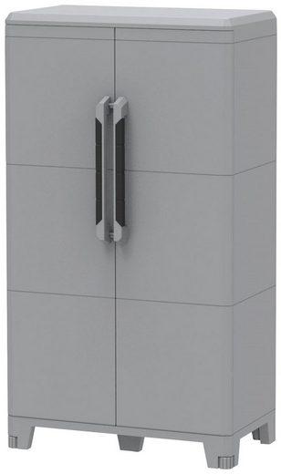 Kreher Mehrzweckschrank B/T/H: 78x43,6x143 cm, abschließbar