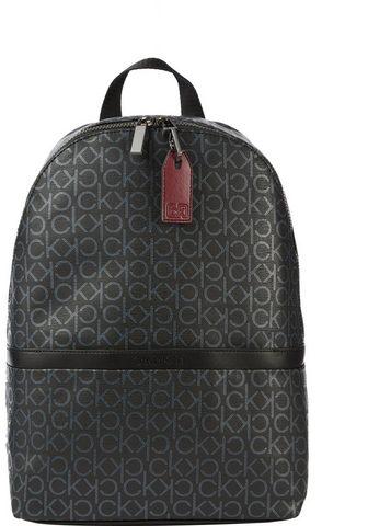 Calvin Klein Cityrucksack »CK MONO ROUND BP W/PCKT«...