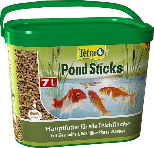 Tetra Fischfutter »Pond Sticks«, Sticks, 7 Liter