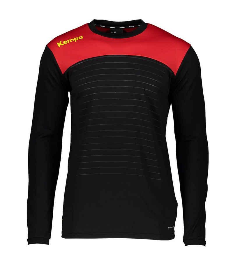 Kempa Sweatshirt »Emotion 2.0 T-Shirt langarm Kids«