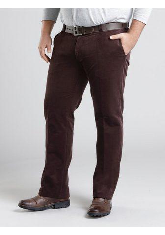 Men Plus Velvetinės kelnės Spezialschnitt