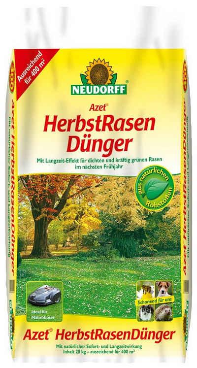 Neudorff Rasendünger »Azet Herbst«, 20 kg