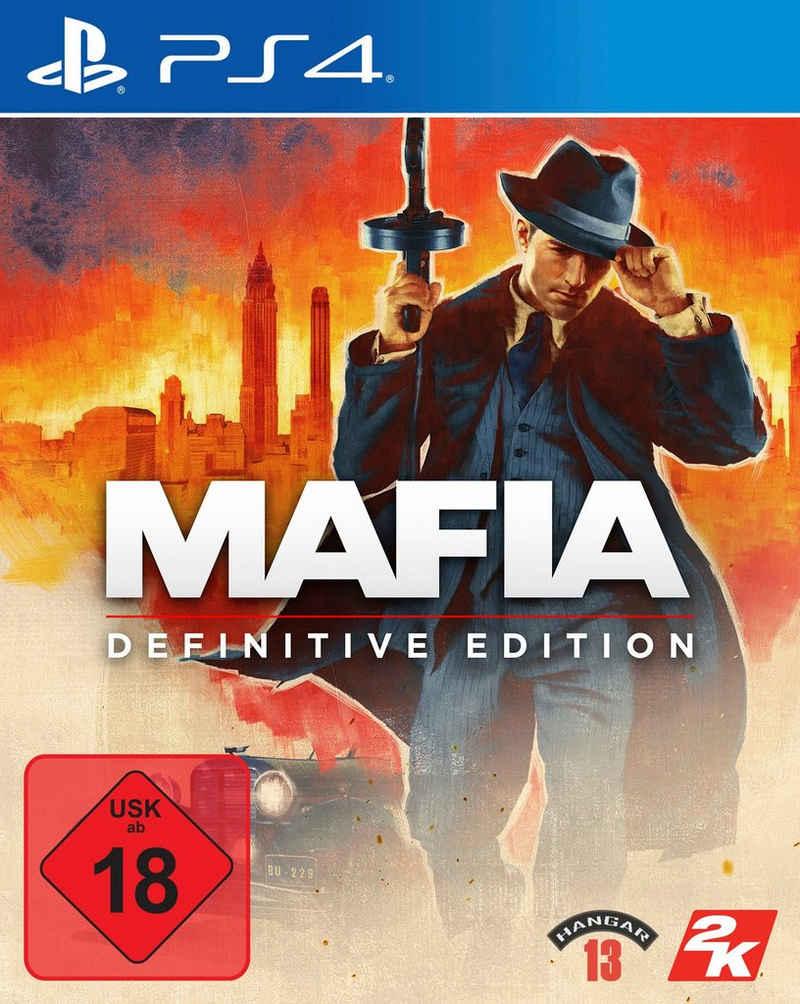 Mafia 1 Definitive Edition PlayStation 4