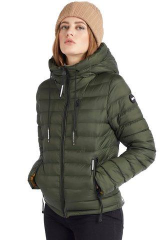 khujo Steppjacke »LOVINA« stylische Winterja...